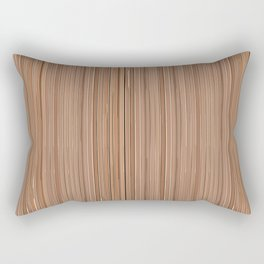 Woven bamboo Rectangular Pillow