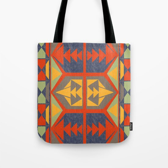 Going Native Tote Bag