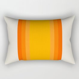 Sunrise Rainbow - Straight Rectangular Pillow