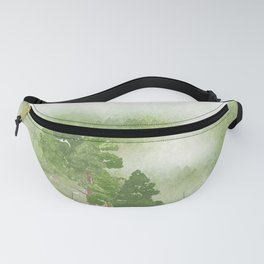 Miharu Shirahata   The day a cloud is born Fanny Pack