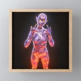 Gothrock Framed Mini Art Print