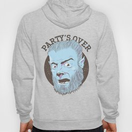 The Wolfman Kindly Requests (v2) Hoody