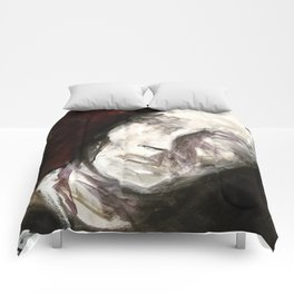 See no Evil Comforters