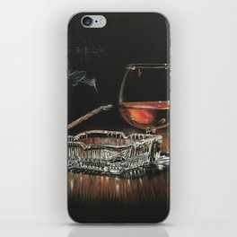 After Hours IV iPhone Skin