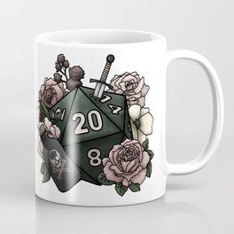 Rogue Class D20 - Tabletop Gaming Dice Coffee Mug