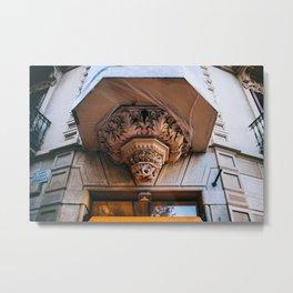Eixample - Barcelona, Spain - #41 Metal Print