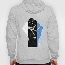 Team Estonia Flag T Shirt Hoody