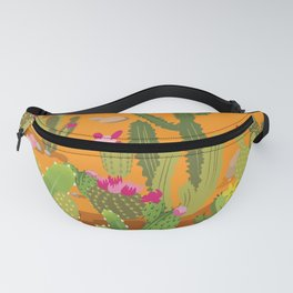 Cactus Variety 5 Fanny Pack