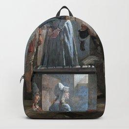 Arturo Michelena - Charlotte Corday - Digital Remastered Edition Backpack