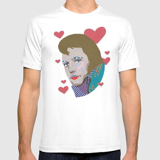 love the king T-shirt