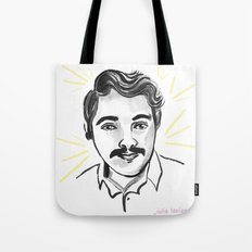 SWEET 'STACHE STEPHEN Tote Bag