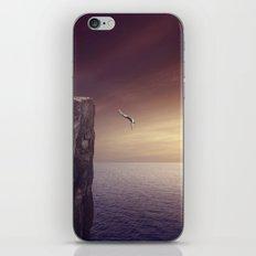 Cliff iPhone & iPod Skin