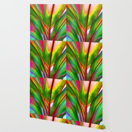 Ti Leaf Series #4 Wallpaper