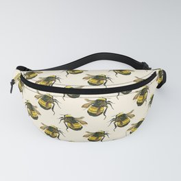 Vintage Scientific Bee Fanny Pack