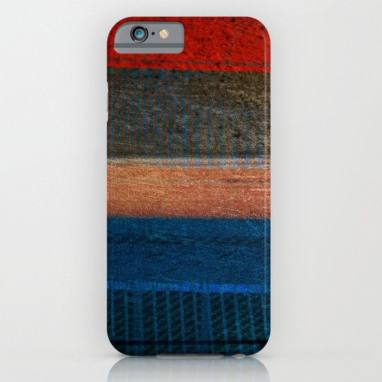 Chalked Filthy And Worn iPhone & iPod Case