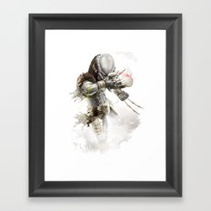 Savage Framed Art Print
