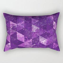 Abstract Geometric Background #35 Rectangular Pillow