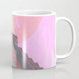 MAYAN TEMPLE II Coffee Mug
