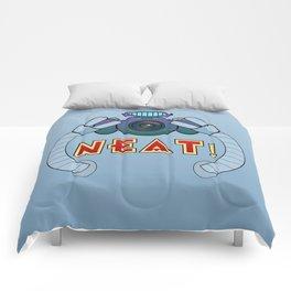 Neat! Comforters
