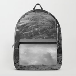 Awesome Nature Nude Hike Backpack