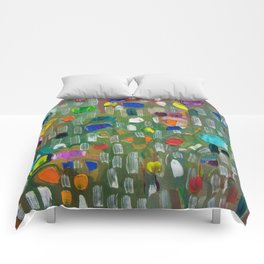 Abstract 8 Comforters