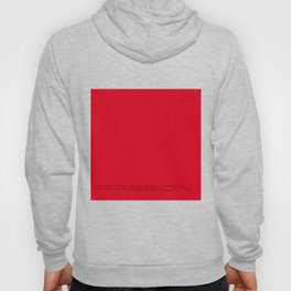 Red passion Hoody