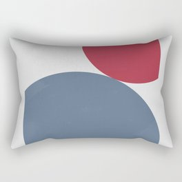 Connection II Rectangular Pillow