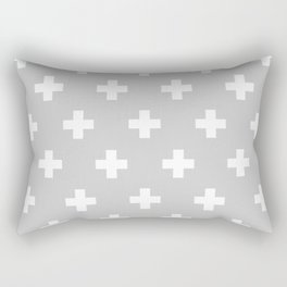 Swiss Cross Rectangular Pillow