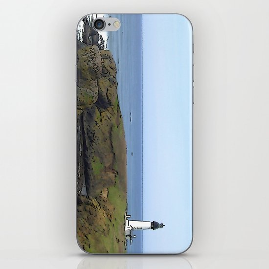 Remnants of a Simpler Time - The Lighthouse iPhone & iPod Skin