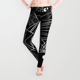 Spiderweb Leggings Leggings