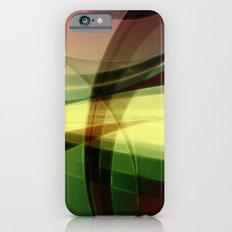 Abstrakt - Frühlingserwachen Slim Case iPhone 6s
