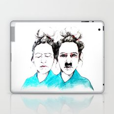 Inner Dictator Laptop & iPad Skin