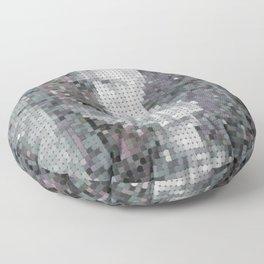 Monotone Bust Floor Pillow