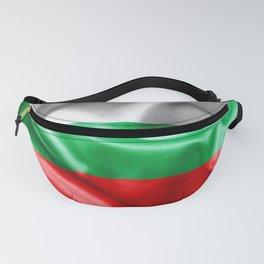 Bulgaria Flag Fanny Pack