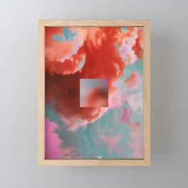 Flou Framed Mini Art Print