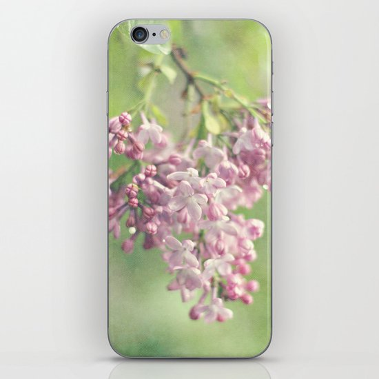 the smell of spring iPhone & iPod Skin