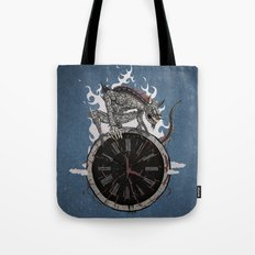 Guardian of Time Tote Bag