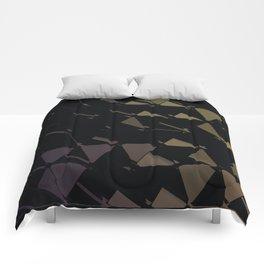 3D Futuristic GEO BG Comforters