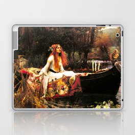 The Lady of Shalott Remastered Laptop & iPad Skin