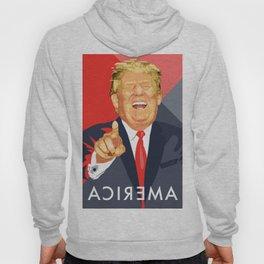 Trump Poster  Hoody