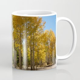 Autumn Blaze outside of Crested Butte, Colorado for #Society6 Coffee Mug