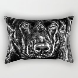 STREETDOG IN ROMANIA Rectangular Pillow