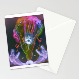 Hand That Feeds Stationery Cards
