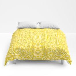 Radiate - Freesia Comforters