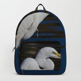 Great Egret - Nevada Backpack