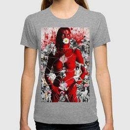 Fire Walks With Her T-shirt