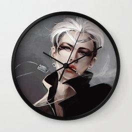 Assassin v2 Wall Clock