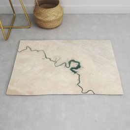 Trace nature Rug