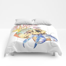 Home I: Hermit Crab Comforters