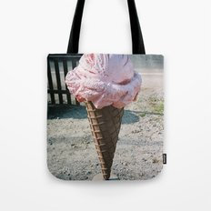 Giant Ice Cream Tote Bag